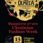 Как вчера открылся 27 UKRAINIAN FASHION WEEK