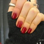 Лак для ногтей Catrice Ultimate Nail Lacquer оттенка 070 Caught On The Red Carpet. Отзыв