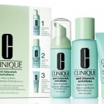 Clinique Anti-Blemish Solutions 3-Step System. Отзыв