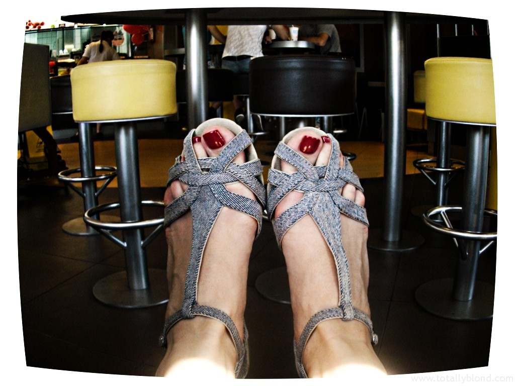 Люблю куплю сандали