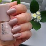 Лак для ногтей Essence Nude Glam оттенка 05 Cafe Ole. Отзыв