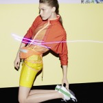 Лукбук adidas by Stella McCartney весна-лето 2013