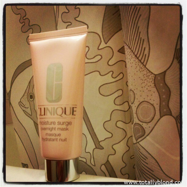 Clinique Moisture Surge Overnight Mask инструкция - фото 8