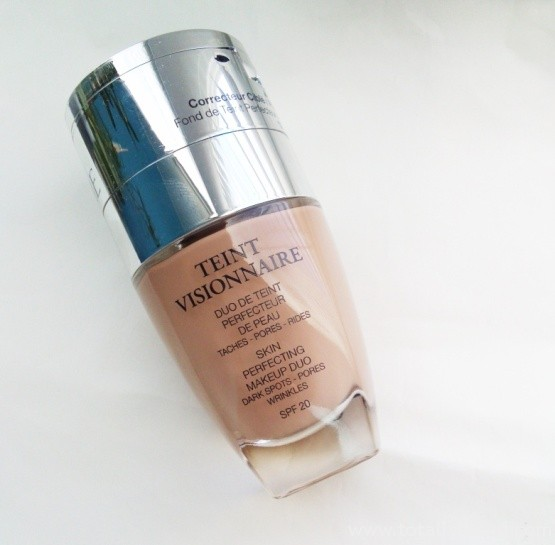 Lancome Teint Visionnaire Foundation Skin Perfecting Makeup Duo
