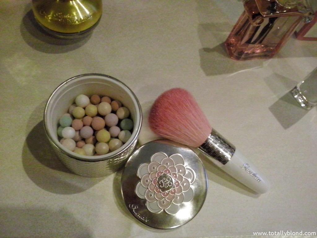 Guerlain макияж весна 2014