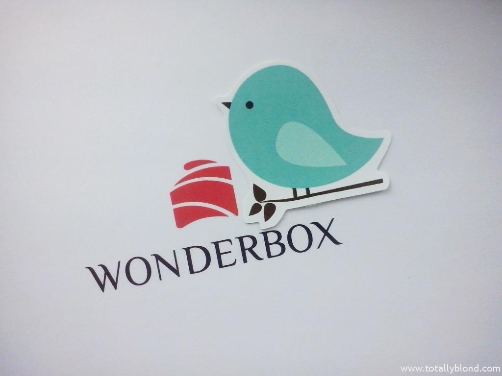 wonderbox february 2014