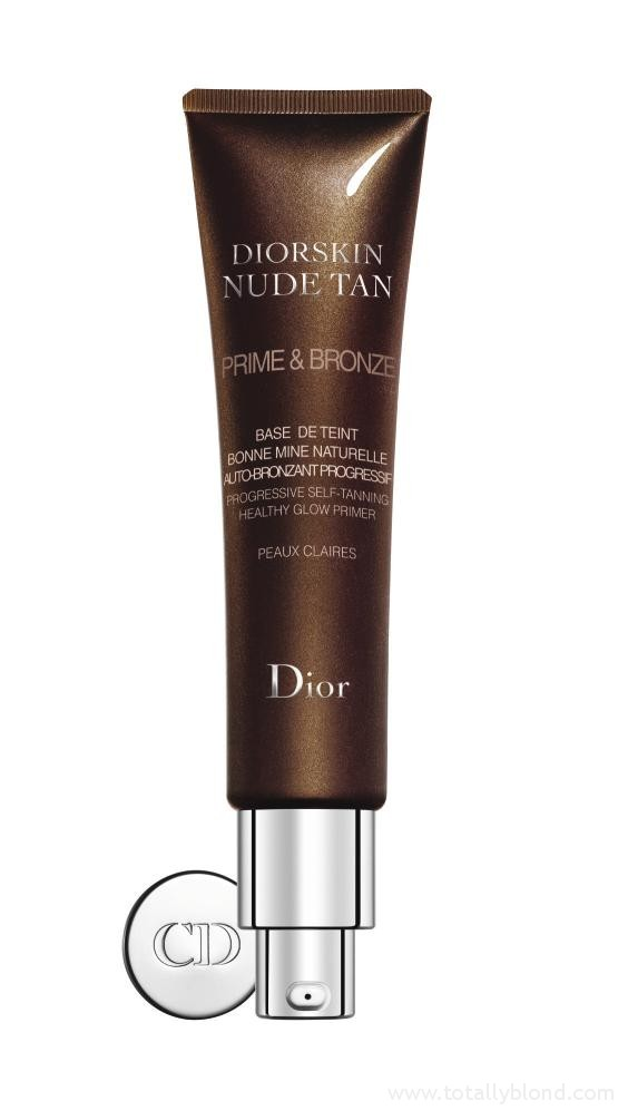 Diorskin Nude Tan Prime And Bronze 001 Peaux Claire
