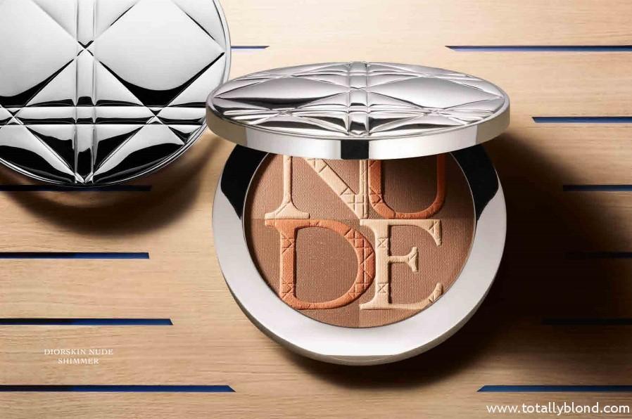 dior transat summer 2014 DIORSKIN NUDE Shimmer