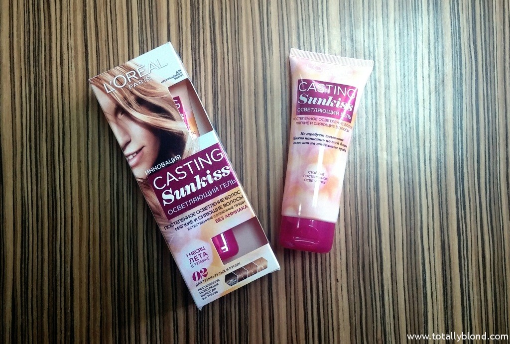 Loreal Paris Casting Sunkiss Jelly
