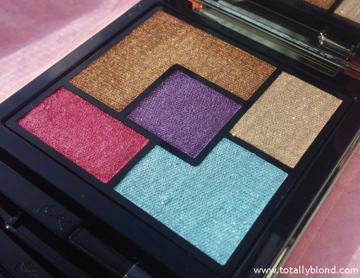 YSL Color Couture Palette — 11 Ballets Russes