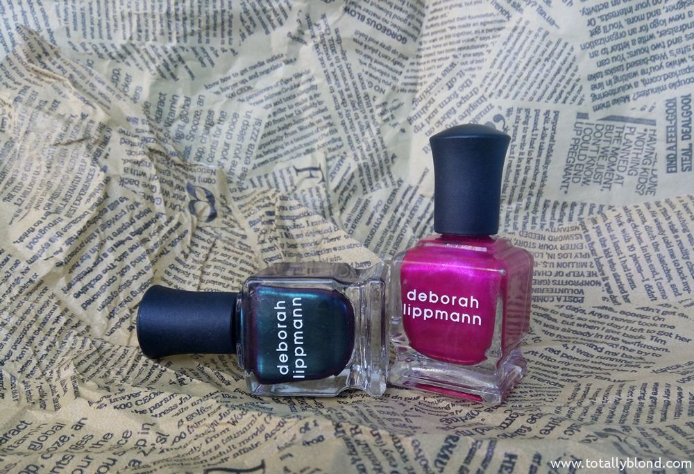 1 Deborah Lippmann Dear Mr. Fantasy & Dream Weaver. Fantastical Holiday Collection