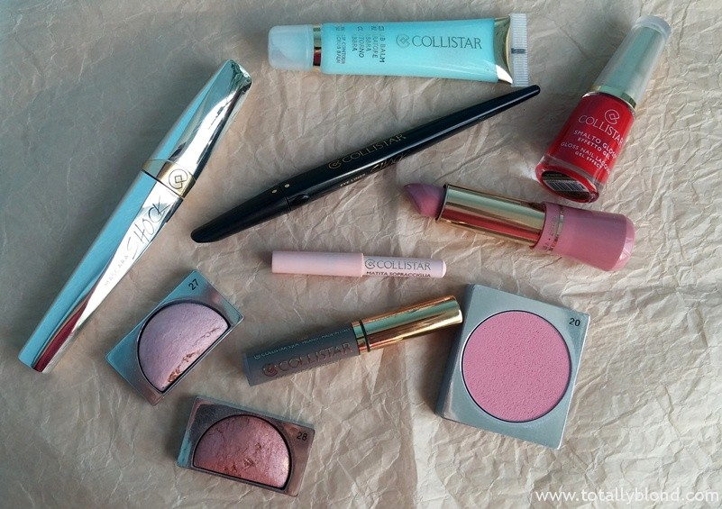 collistar italian beauty 2014 makeup collection