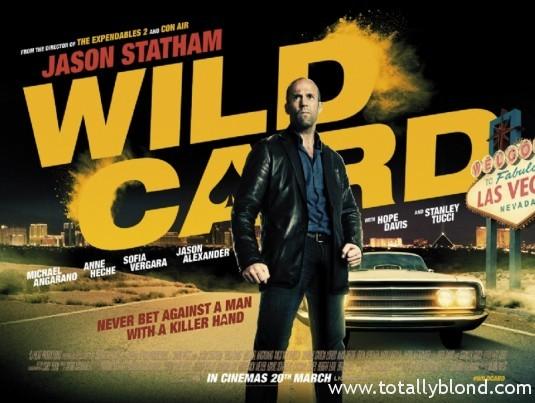 Фильм «Шальная карта» (Wild Card). Отзыв