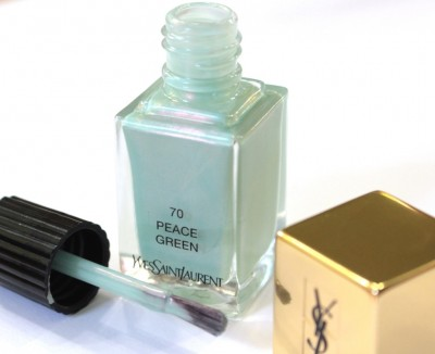 YSL La Laque Couture 70 Peace Green